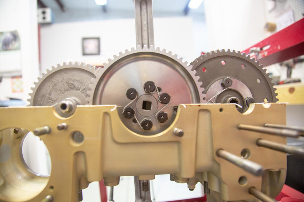 Aircraft Engines Gear
